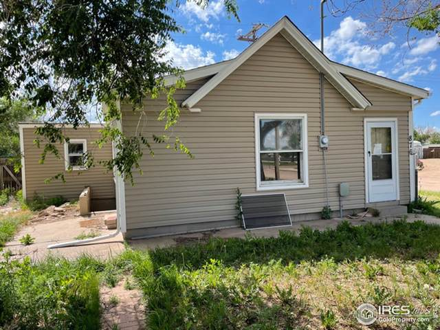 876 3rd St, Nunn, CO 80648 (#947582) :: Re/Max Structure