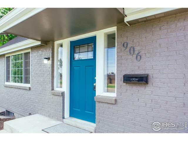 906 W 33rd St, Loveland, CO 80538 (#947584) :: James Crocker Team