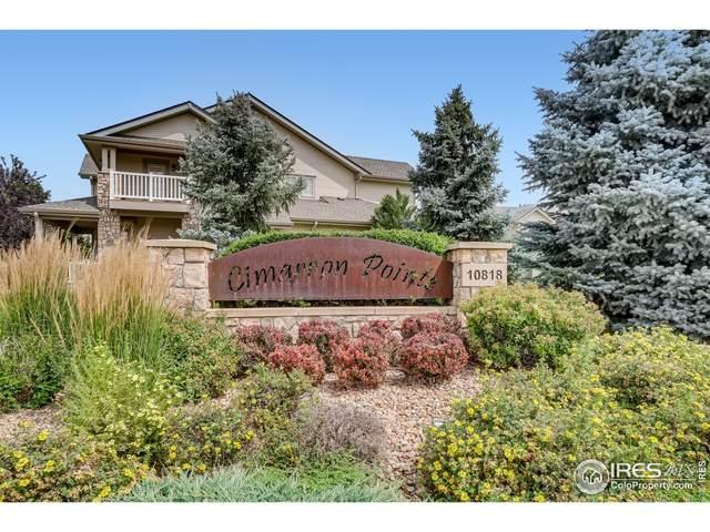 10818 Cimarron St #206, Firestone, CO 80504 (MLS #947594) :: Bliss Realty Group