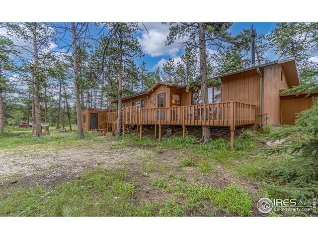 412 Eagle Tree Cir, Red Feather Lakes, CO 80545 (MLS #947631) :: Stephanie Kolesar