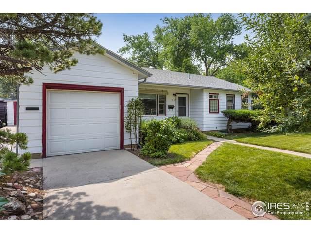 370 29th St, Boulder, CO 80305 (MLS #947647) :: Find Colorado