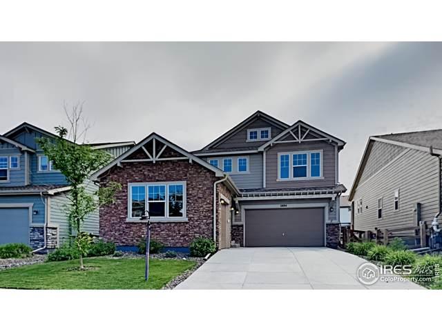 2894 Echo Lake Dr, Loveland, CO 80538 (MLS #947664) :: J2 Real Estate Group at Remax Alliance