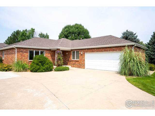 1601 44th Ave Ct #3, Greeley, CO 80634 (MLS #947668) :: J2 Real Estate Group at Remax Alliance