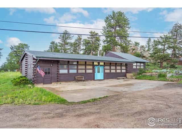 168 Main St, Red Feather Lakes, CO 80545 (MLS #947669) :: Stephanie Kolesar