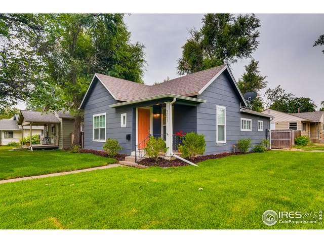 301 Edwards St, Fort Collins, CO 80524 (MLS #947683) :: Stephanie Kolesar