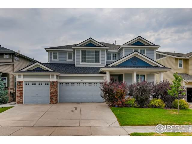 11805 Mobile St, Commerce City, CO 80022 (#947700) :: Kimberly Austin Properties