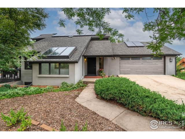 805 Poplar Ave, Boulder, CO 80304 (MLS #947704) :: Stephanie Kolesar