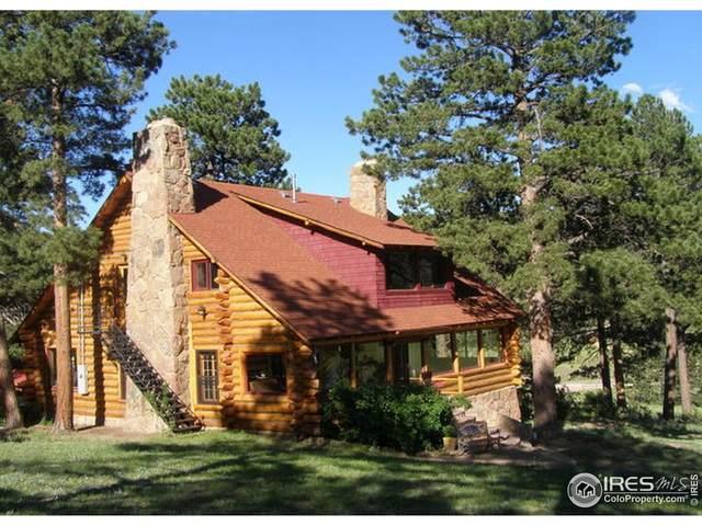 3501 Devils Gulch Rd, Estes Park, CO 80517 (MLS #947732) :: Find Colorado