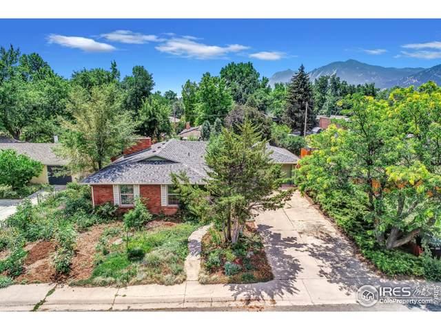 1940 Grape Ave, Boulder, CO 80304 (MLS #947744) :: Find Colorado