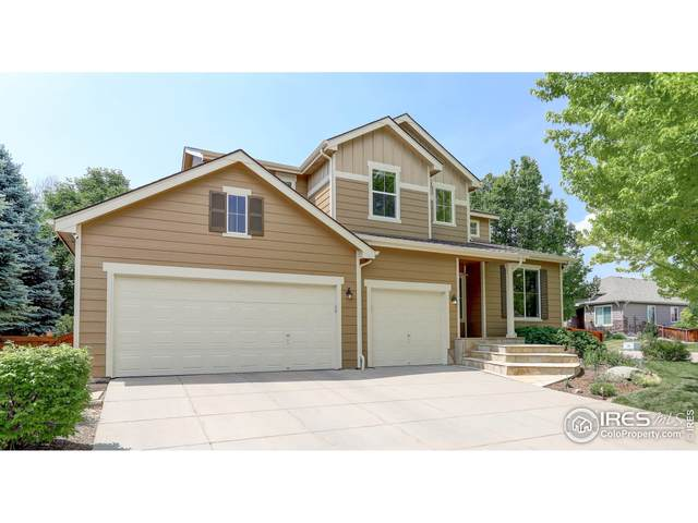 517 Folklore Ave, Longmont, CO 80504 (MLS #947758) :: Tracy's Team