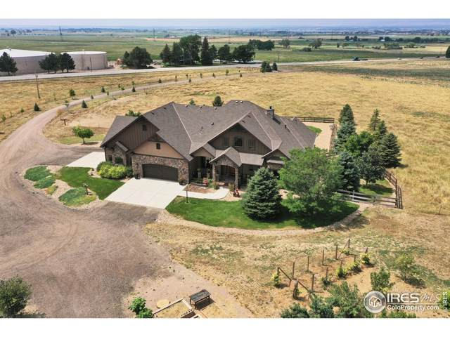 7751 E Highway 14, Fort Collins, CO 80524 (MLS #947785) :: Find Colorado