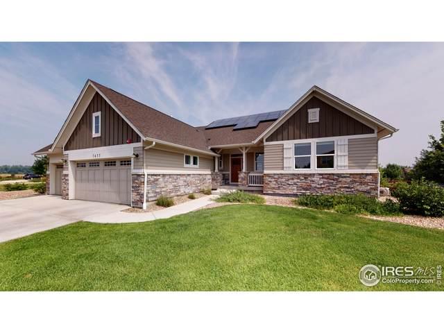 7477 Citation Ln, Longmont, CO 80503 (MLS #947796) :: Find Colorado
