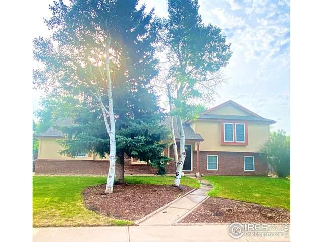 709 Buckhorn Mountain Ct, Windsor, CO 80550 (MLS #947810) :: Find Colorado