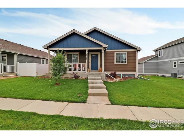 4310 Sunflower Rd, Evans, CO 80620 (MLS #947818) :: Find Colorado