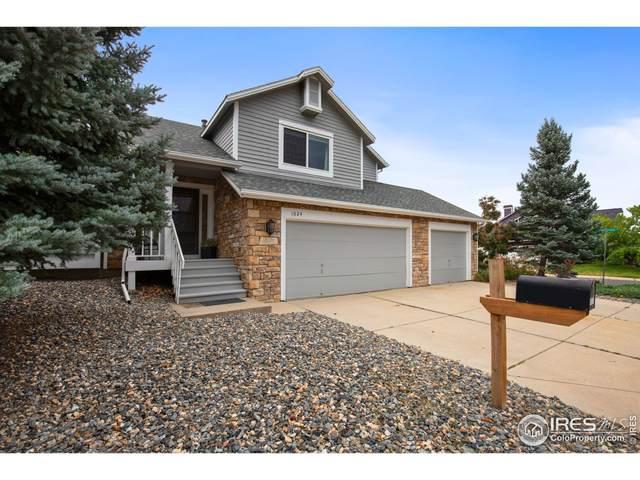 1024 Willow Pl, Louisville, CO 80027 (MLS #947826) :: Find Colorado