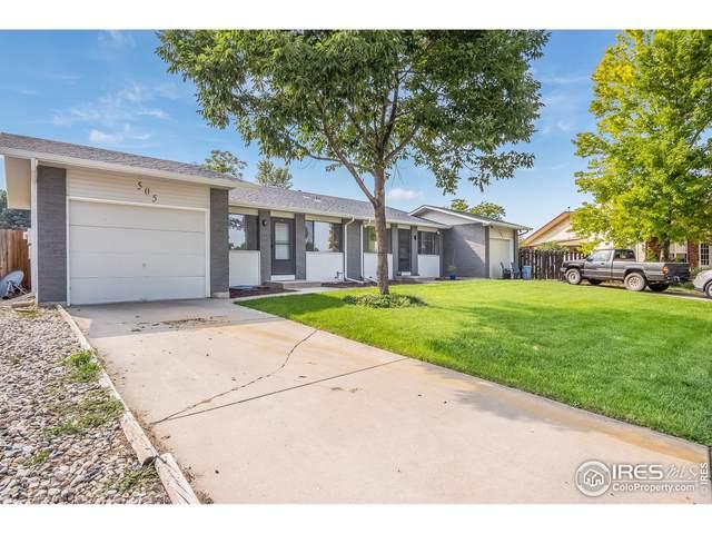 505 46th Ave Way, Greeley, CO 80634 (MLS #947828) :: Find Colorado