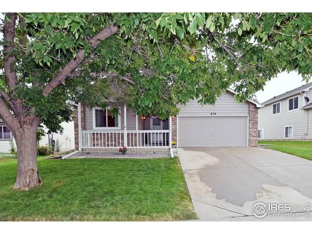 878 S Tyler Ave, Loveland, CO 80537 (#947851) :: Kimberly Austin Properties