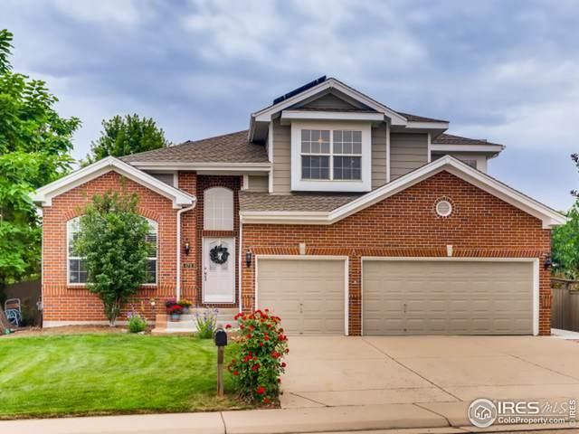 476 Pheasant Cir, Lafayette, CO 80026 (#947854) :: Kimberly Austin Properties