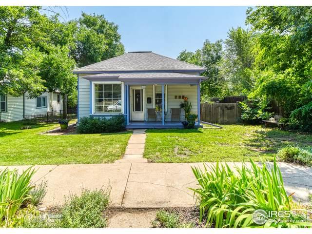 306 E Cleveland St, Lafayette, CO 80026 (#947858) :: Kimberly Austin Properties