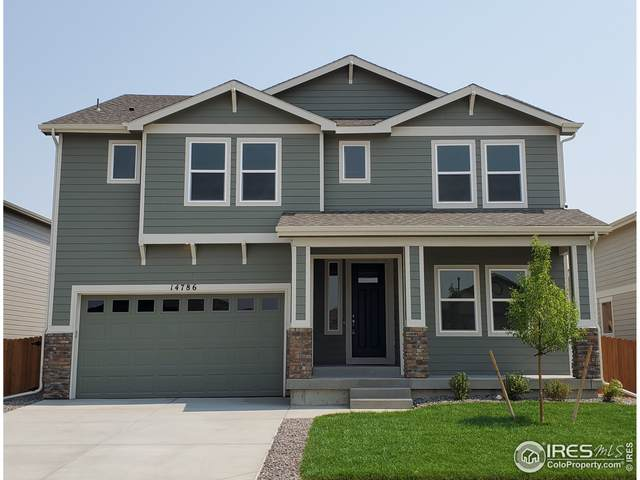 14786 Longhorn Dr, Mead, CO 80542 (#947862) :: Kimberly Austin Properties