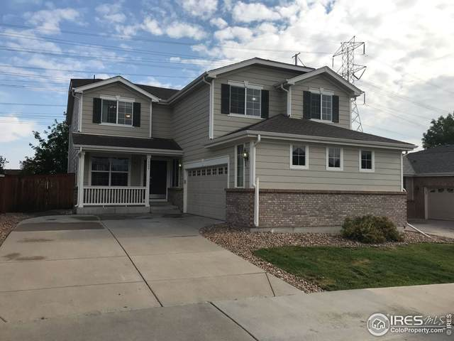 16699 Trail Sky Cir, Parker, CO 80134 (#947863) :: Kimberly Austin Properties