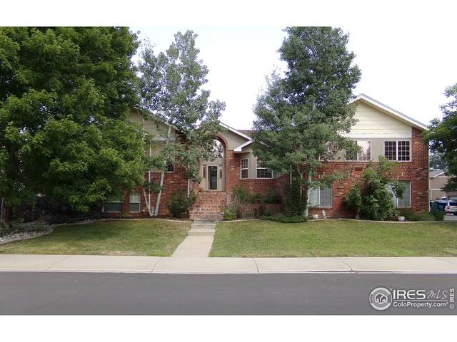 5831 E Wetlands Dr, Frederick, CO 80504 (MLS #947924) :: Tracy's Team