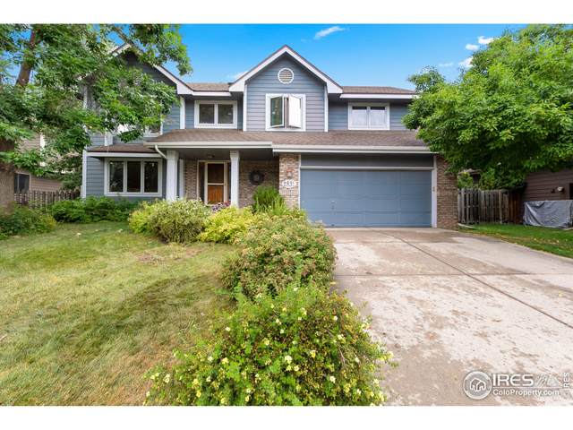 2831 Teal Eye Ct, Fort Collins, CO 80526 (MLS #947926) :: Downtown Real Estate Partners