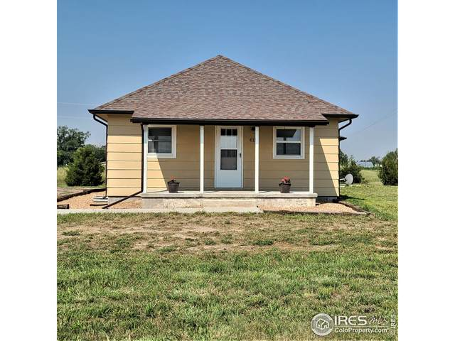 611 N Wilhelm Dr, Fleming, CO 80728 (#947962) :: The Griffith Home Team