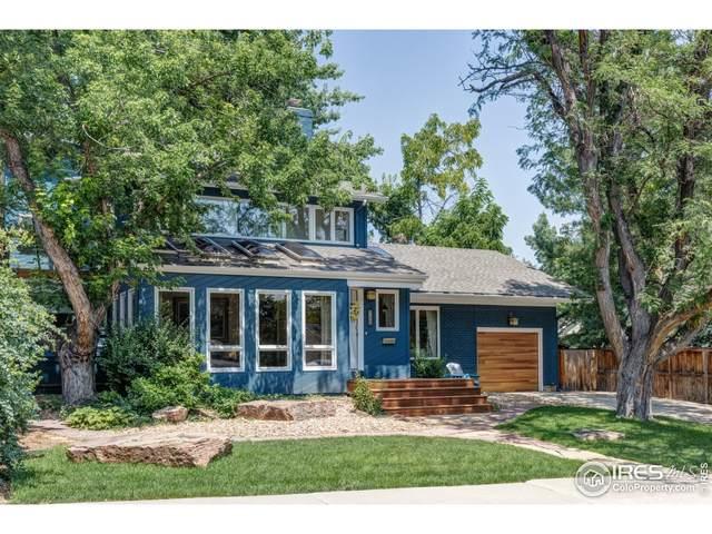 605 Hawthorn Ave, Boulder, CO 80304 (#947971) :: Relevate | Denver