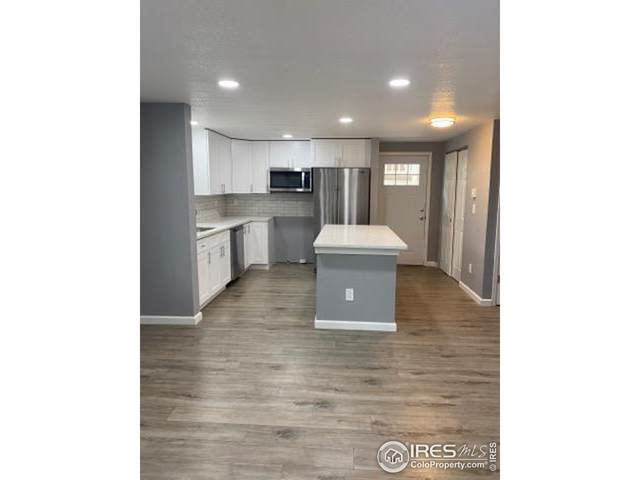2828 Silverplume Dr #6, Fort Collins, CO 80526 (MLS #948010) :: J2 Real Estate Group at Remax Alliance