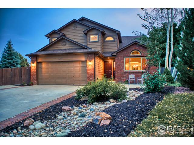 6420 Buchanan Ct, Fort Collins, CO 80525 (MLS #948012) :: Coldwell Banker Plains