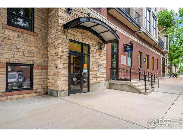 200 S College Ave #302, Fort Collins, CO 80524 (MLS #948028) :: You 1st Realty