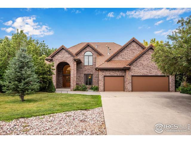 4659 W 21st St Cir, Greeley, CO 80634 (MLS #948030) :: Downtown Real Estate Partners