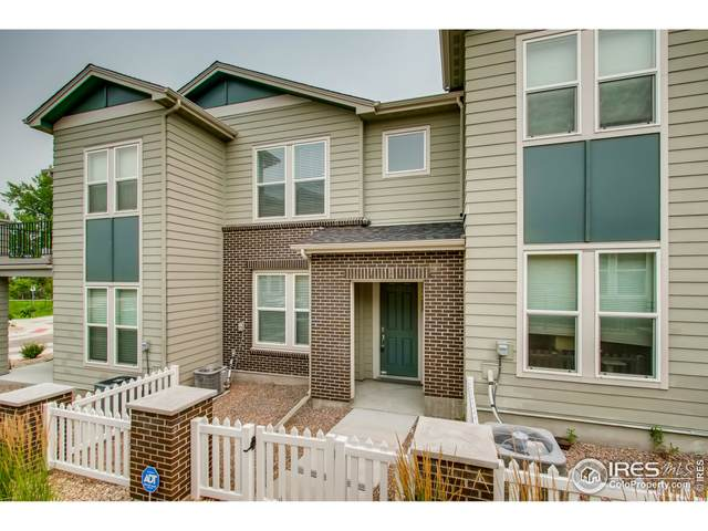 15328 W 64th Dr B, Arvada, CO 80007 (MLS #948048) :: Bliss Realty Group