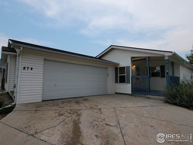 874 Vitala Dr, Fort Collins, CO 80524 (#948122) :: The Griffith Home Team