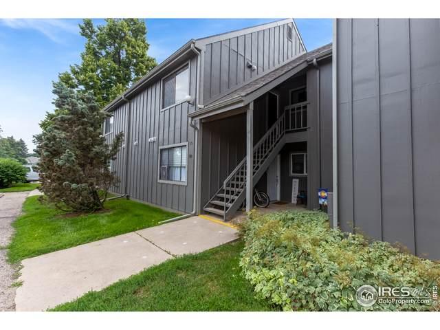 801 E Drake Rd #90, Fort Collins, CO 80525 (MLS #948181) :: Find Colorado