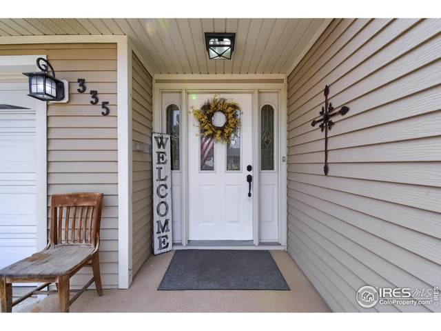 335 Maple Dr, Frederick, CO 80530 (MLS #948188) :: J2 Real Estate Group at Remax Alliance