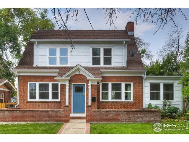 1070 11th St, Boulder, CO 80302 (MLS #948231) :: Downtown Real Estate Partners