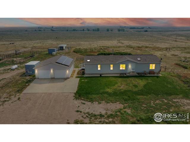 38502 County Road 65, Galeton, CO 80622 (MLS #948239) :: Tracy's Team
