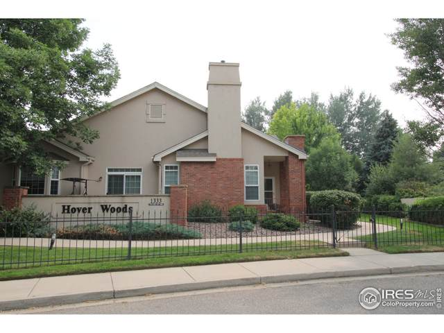 1333 Charles Dr #4, Longmont, CO 80503 (MLS #948255) :: Bliss Realty Group