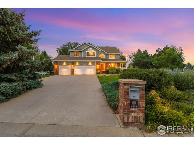 4848 Crestone Cir, Fort Collins, CO 80528 (MLS #948256) :: J2 Real Estate Group at Remax Alliance