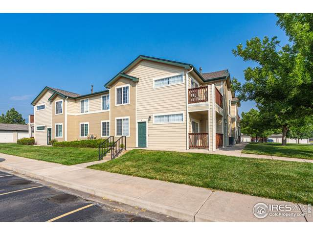 3002 W Elizabeth St A, Fort Collins, CO 80521 (MLS #948268) :: Bliss Realty Group