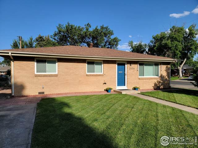 2658 12th Ave Ct, Greeley, CO 80631 (MLS #948319) :: Tracy's Team