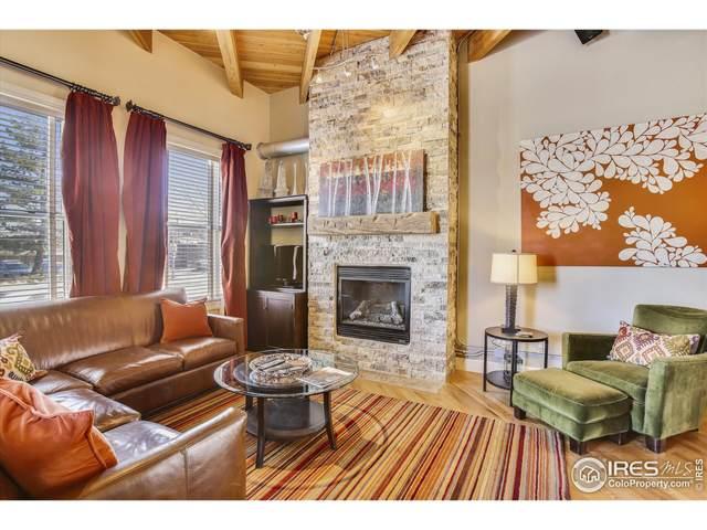 261 Pine St #108, Fort Collins, CO 80524 (MLS #948341) :: Coldwell Banker Plains