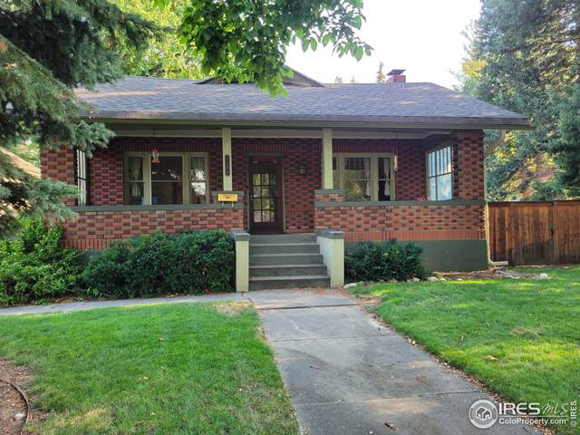 1105 W Mountain Ave, Fort Collins, CO 80521 (MLS #948347) :: Downtown Real Estate Partners