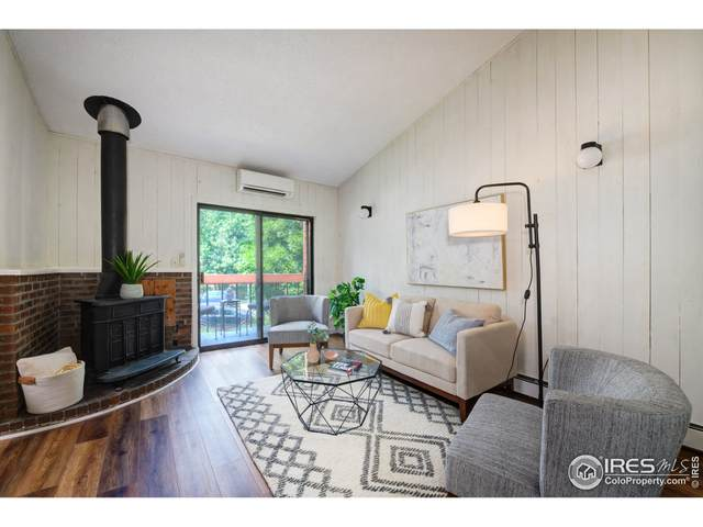 600 Arapahoe Ave #3, Boulder, CO 80302 (MLS #948349) :: Tracy's Team