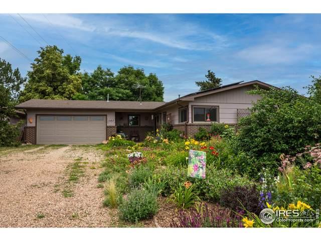 1147 Crestmoor Dr, Boulder, CO 80303 (MLS #948359) :: J2 Real Estate Group at Remax Alliance
