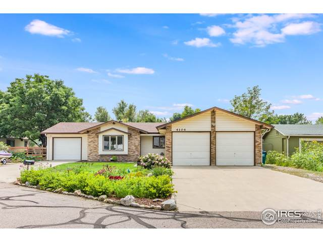 4104 Rockcress Pl, Loveland, CO 80537 (MLS #948372) :: Downtown Real Estate Partners