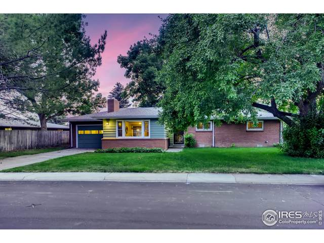 147 Harvard St, Fort Collins, CO 80525 (MLS #948392) :: Downtown Real Estate Partners