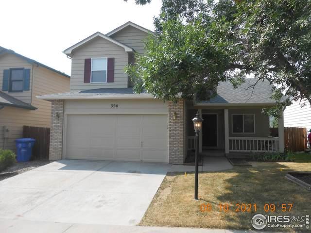 390 Pin Oak Dr, Loveland, CO 80538 (MLS #948403) :: Downtown Real Estate Partners